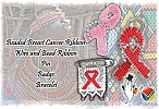 Beaded-BreastCancer-Ribbon-Ribbons-Bracelets-Pins