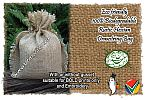Hessian Jute Burlap Drawstring Gift Goodie Wedding Party Favour Bags _Rustic